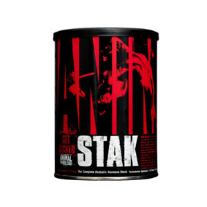 Universal Nutrition Animal Stak 21 Packs Complete Muscle Build Muscle Growth