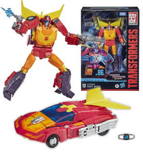 2021 Transformers Studio Series 86 Voyager Hot Rod Transformers The Movie