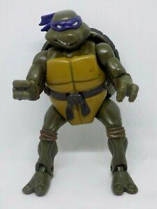 Figurine Ninja Turtle 2003 Playmates Toys Tmnt Donatello Fr 12 CM