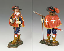 King and Country CARDINALE's Guard, moschetto al pronto i 3 MOSCHETTIERI pnm061