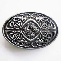 Buckle Keltische Knoten, Celtic Phoenix, Kelten, Wikinger, Gürtelschnalle