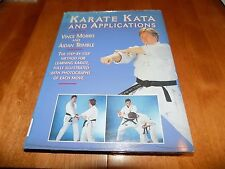KARATE KATA AND APPLICATIONS Step-By-Step Instruction Japanese Martial Arts Book