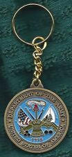 **UNITED STATES ARMY CORPORAL CHALLENGE COIN STYLE KEY CHAIN**
