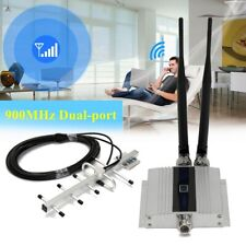 900MHz 70dB Mobile Cell Phone Signal Booster GSM Amplifier Repeater Yagi  🔥