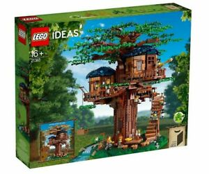 Brand New LEGO Ideas Tree House 21318 Sealed Box Fast Express Post Shipping
