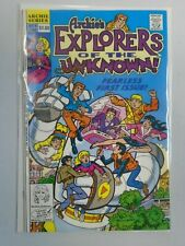 Archie's Explorers of the Unknown #1 8.0 VF (1990)