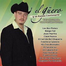 Para Mis Compas...Puros Corridos Perrones by El Guero y su Banda Centenario CD