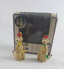 Wind up Racing Meerkats Clockwork Toy