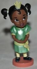 Disney ANIMATORS Collection TIANA Princess Figure Figurine Cake Topper NEW