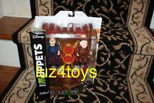 Diamond Select Toys The Muppets Statler and Waldorf Figures 2pck with Balcony