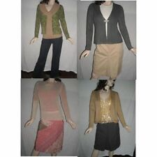 4 Complete 3 piece Outfits Size 4 Small Assorted 12 Pieces Ladies Clothing Lot