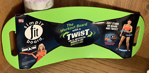As Seen on TV- Simply Fit Board- Green