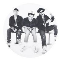 Beastie Boys - 80's Group Shot Slipmat White