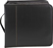 Case Logic KSW-320 336-Disc Capacity CD/DVD Wallet - Black