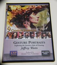 Jeffrey Watts: Gesture Portraits - Art Instruction DVD