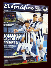 TALLERES de CORDOBA - Special EL GRAFICO # 371 Soccer Magazine/Poster 2016