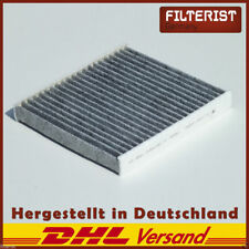 Filteristen Innenraumfilter Aktivkohle für Daihatsu Charade, Cuore VII, Materia