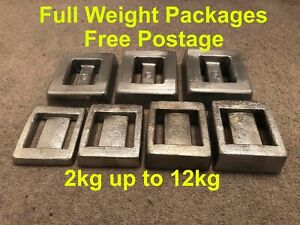 Lead Weight Scuba Diving Weights - Full Packages from 2kg - 12kg ** Free Postage