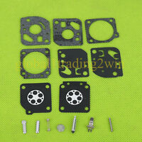 New Carburetor Diaphragm Repair Rebuild Kit For Zama RB-29 Carb Blower Trimmer