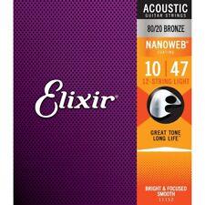 Elixir 11152 12 Corde Mute Chitarra acustica - Folk