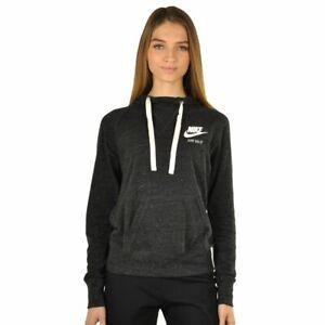 Nike Lightweight Hoodie Black UK 16-18 TD017 PP 11