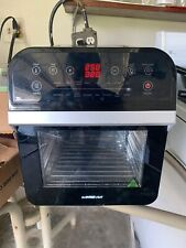 GoWISE USA 12.7 QT DELUXE Air Fryer Rotisserie Oven