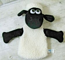 Shaun The Sheep Hand Puppet From Wallace & Gromit Soft Toy Plush Hand Puppet