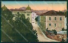 Belluno Città PIEGA cartolina QT3709