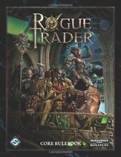 Rogue Trader: Core Rulebook Warhammer 40,000 Roleplay Hardcover