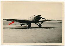 115268, Foto: Heinkel HE-70 mit Kennung der deutschen Luftwaffe, Balkenkreuz
