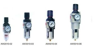 """Luft Wasserabscheider 1/4"""" Druckminderer, ETAW2000-02"""