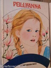 POLLYANNA Eleanor Hodgman Porter Paoline 1982 Libro di Narrativa Ragazzi Storia