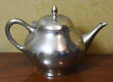 New listing Mcm Metawa Holland Real Pewter94% Tea Pot
