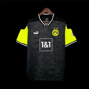 2021 Dortmund Black Limited Edition Null Ne90n Shirt
