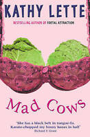 Mad Cows, Lette, Kathy , Good, FAST Delivery