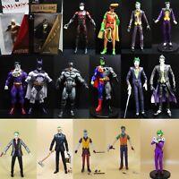 "DC Direct Big Barda Bizarro Superboy batman robin Shazam SUPERGIRL THE JOKER 6"""