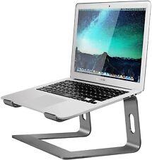 Soundance Aluminum Laptop Stand for Desk Compatible with Mac MacBook Pro...