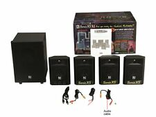 EV ELECTRO VOICE 4.1 XBOX 360 ONE SONY PS2 PS3 PS4 PC SPEAKER SYSTEM