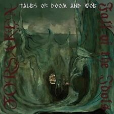 "FORSAKEN/cas of the Idols-tales of Doom and woe-split 12"" [Black vinyl]"