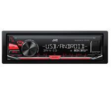 JVC KD-X141 - MP3 USB Autoradio - Android Steuerung - 4x50Watt  Aux In