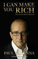 I CAN MAKE YOU RICH (BOOK AND CD)-ExLibrary