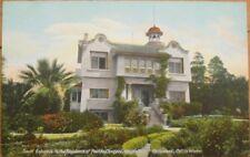 1910 PC: Paul de Longpre Home- Hollywood, California CA