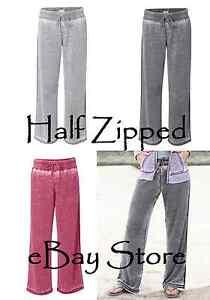 J. America Ladies Vanity Zen Yoga Fleece Sweatpant 8914 S-2XL cotton/polyester