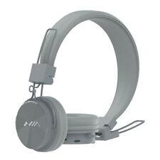 Kopfhörer für Samsung Galaxy S10e Bluetooth Support - NIA X Grau