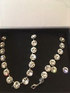 Sabika, Classics IV , Spotlight Vienna Choker, Bracelet,earrings Retail$467 ,