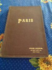 Paris F.G. Dumas illustrated 1894