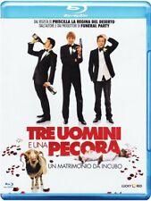 Blu Ray Tre Uomini e una Pecora - (2012) ......NUOVO