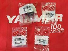 Kit Yanmar 119773-42600 Impeller X0506590-01 O-ring X0529105-01 Seals Genuine