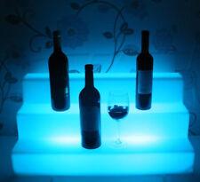 26'' LED BAR SHELF,Three Step,Liquor Bottle Shelves,Bottle Display Shelving rack