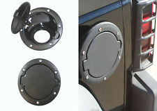 ABN Black Replacement Gas Cap Cover for 2007-15 Jeep Wrangler JK & JK Unlimited